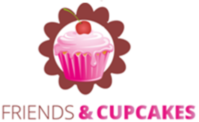 Logo Friends en Cupcakes